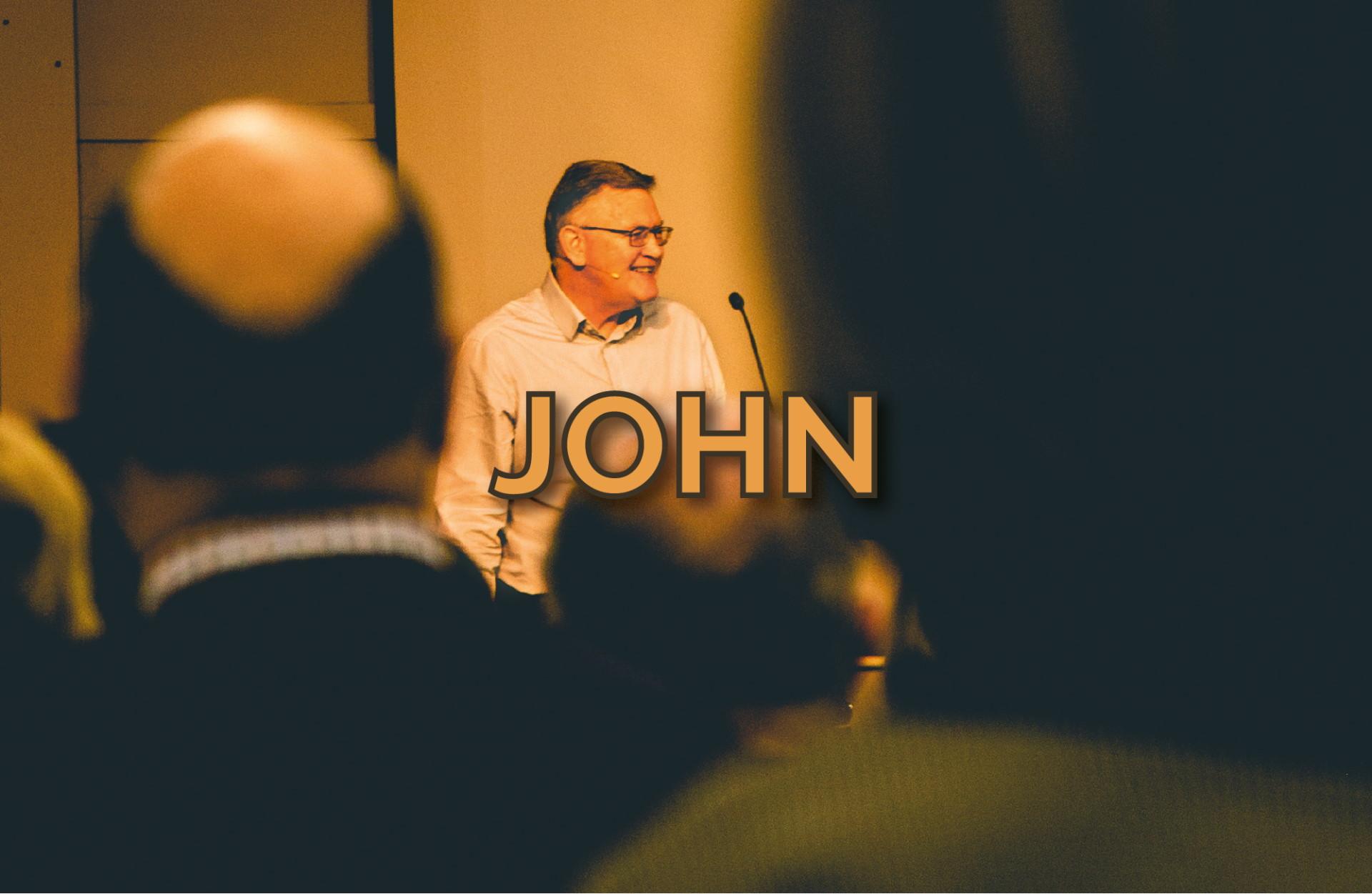 Studies in John